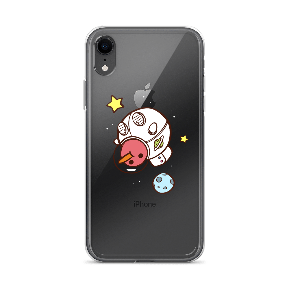 iPhone Case Kiwi Space