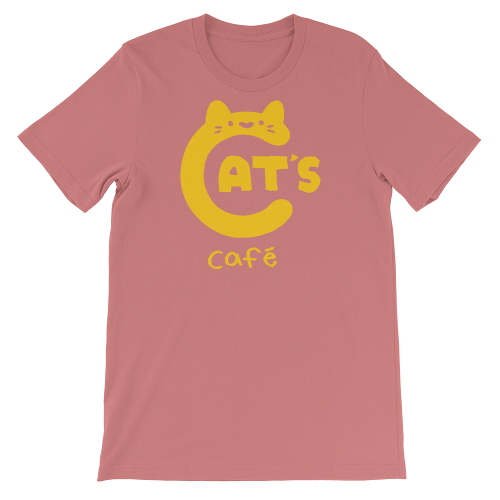 Basic T-Shirt Cat's Cafe