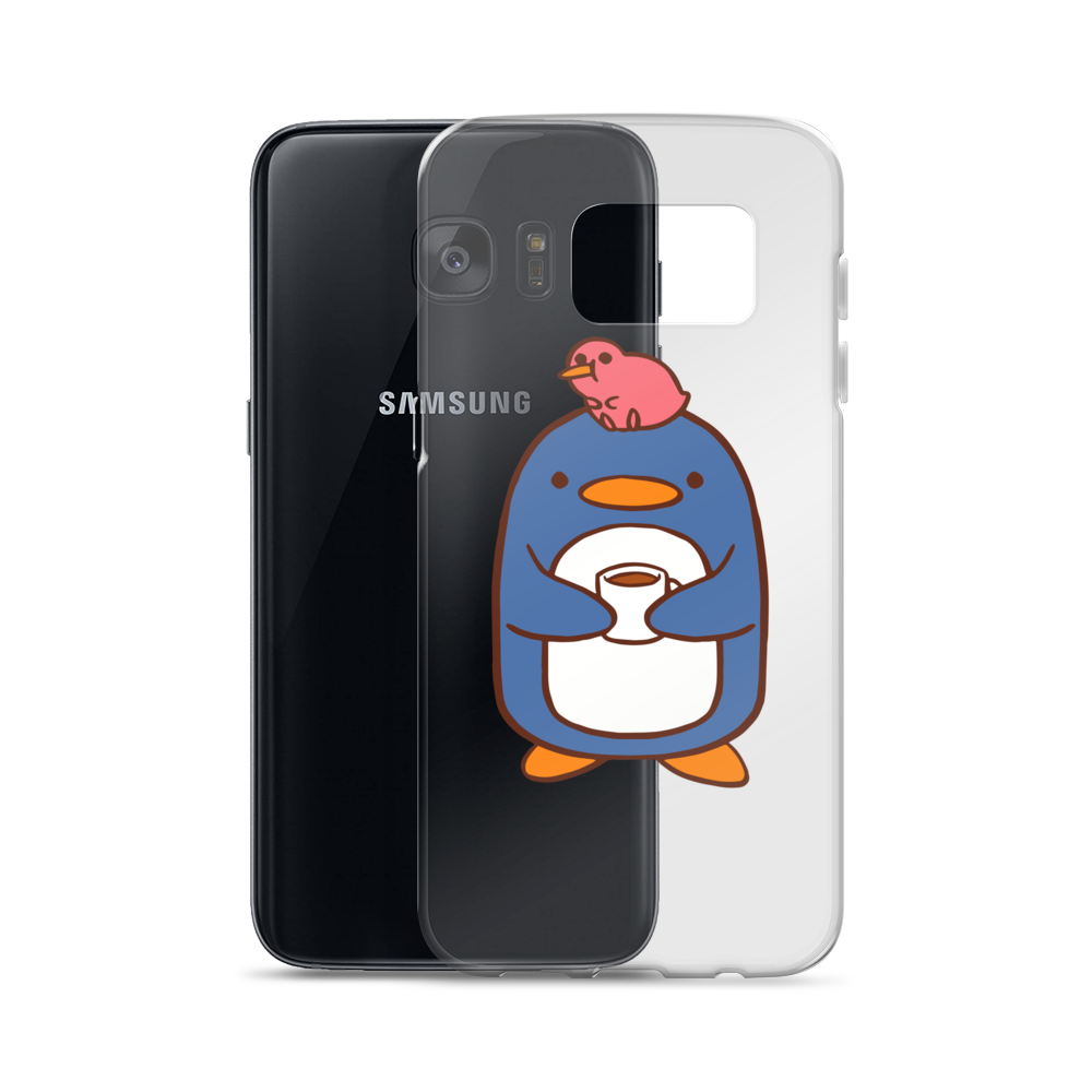 Samsung Case Flightless Birds