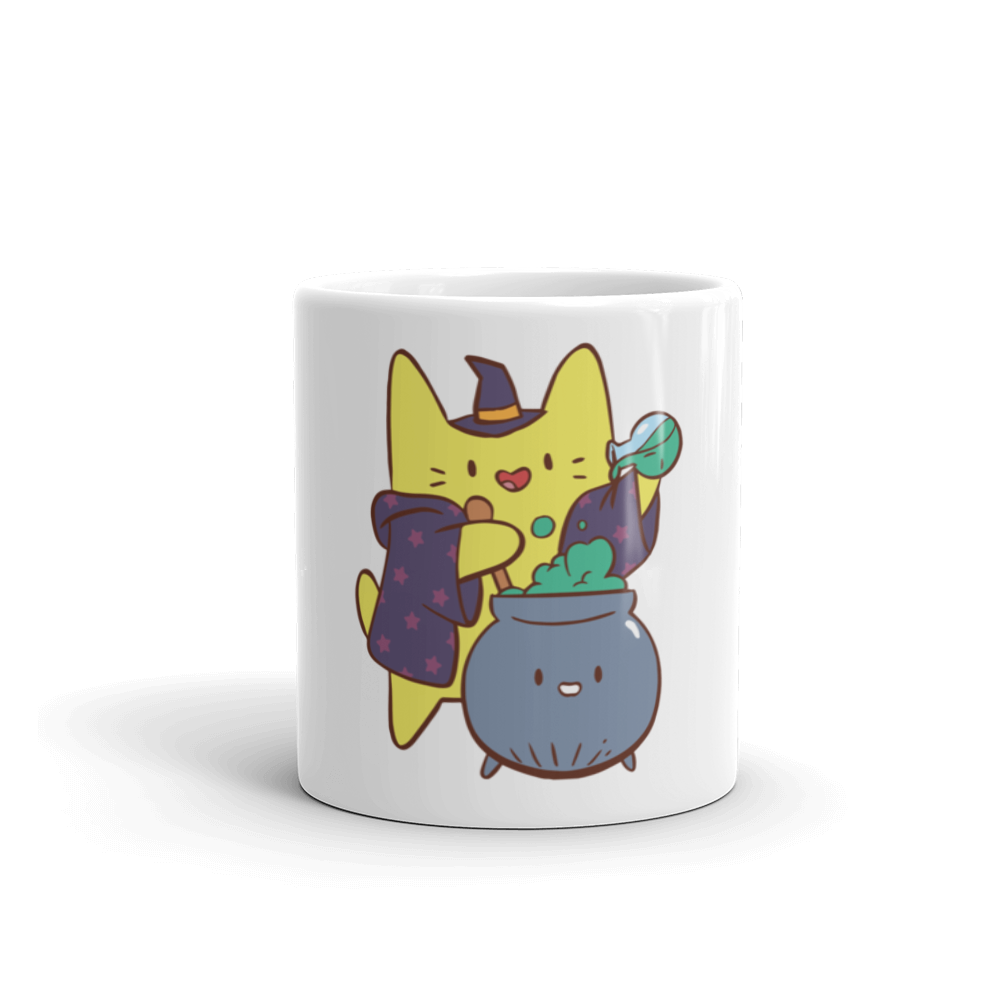Mug Magical Cat