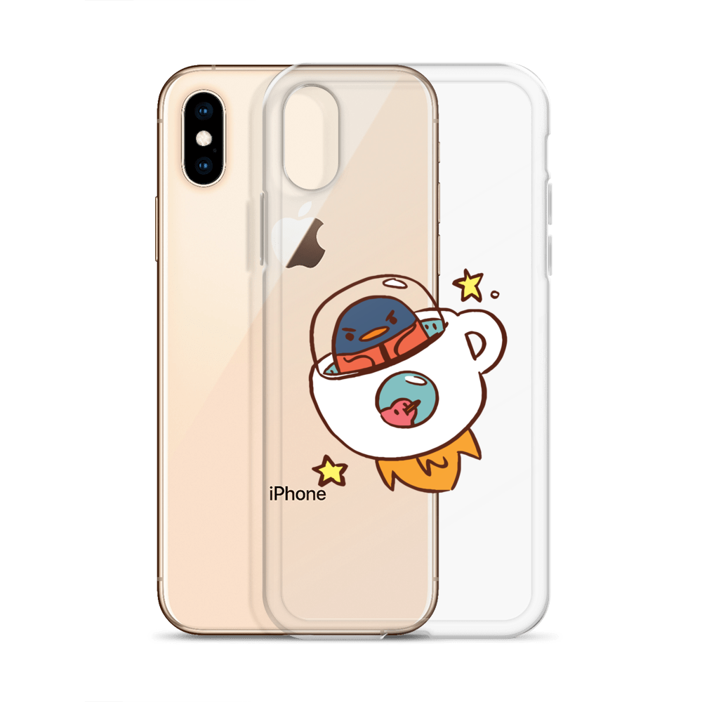 iPhone Case Penguin Mugship