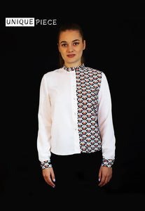 Andra Shirt Crafted with Soft and Superior Fabric - Velmoft
