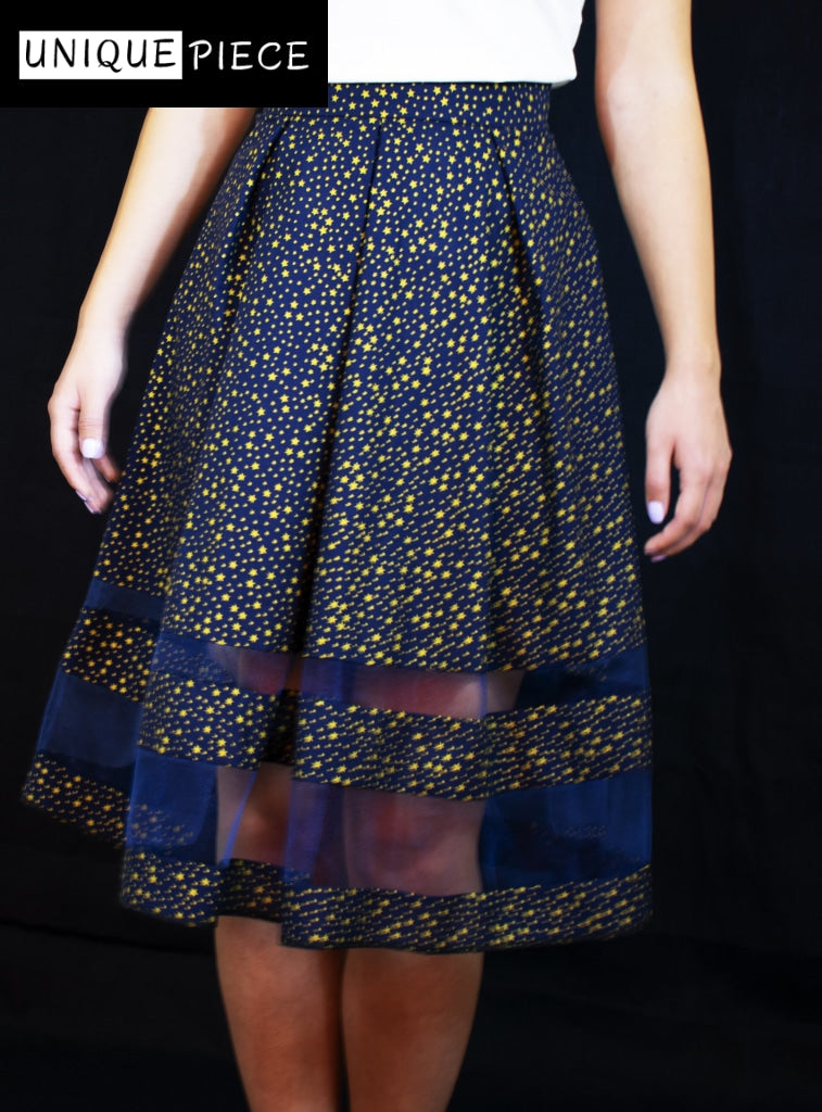 Controverse Skirt Crafted with Superior Cotton - Velmoft
