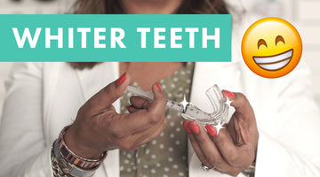 Tips & Tricks to a Whiter Smile ⏰