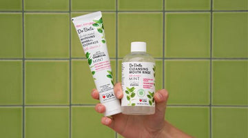Answers to Questions from New Natural Toothpaste and Mouthwash Users.