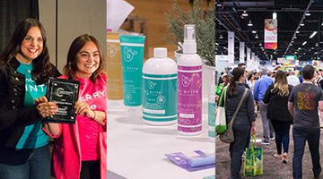 Dr. Brite's Journey at Natural Products Expo West 2018