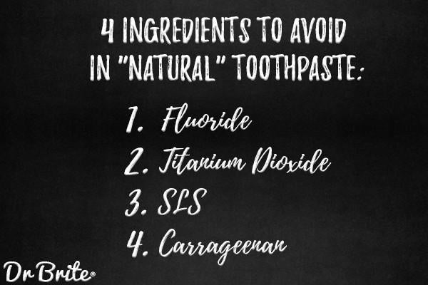 4 Toxic Toothpaste Ingredients to Avoid + Your Guide to Safe