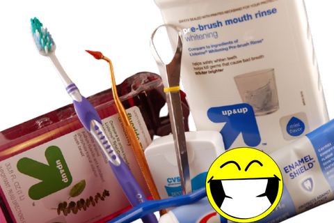 equipment for oral hygiene