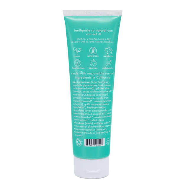 healthy gums toothpaste chocolate mint