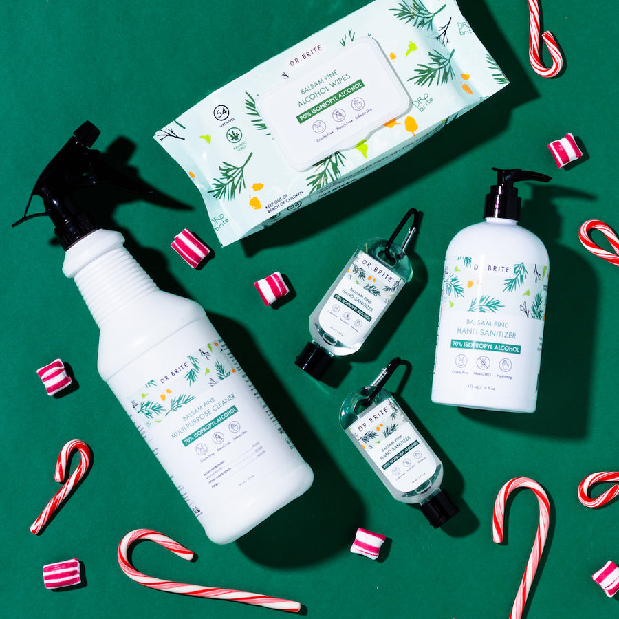 Balsam Pine Essentials Kit