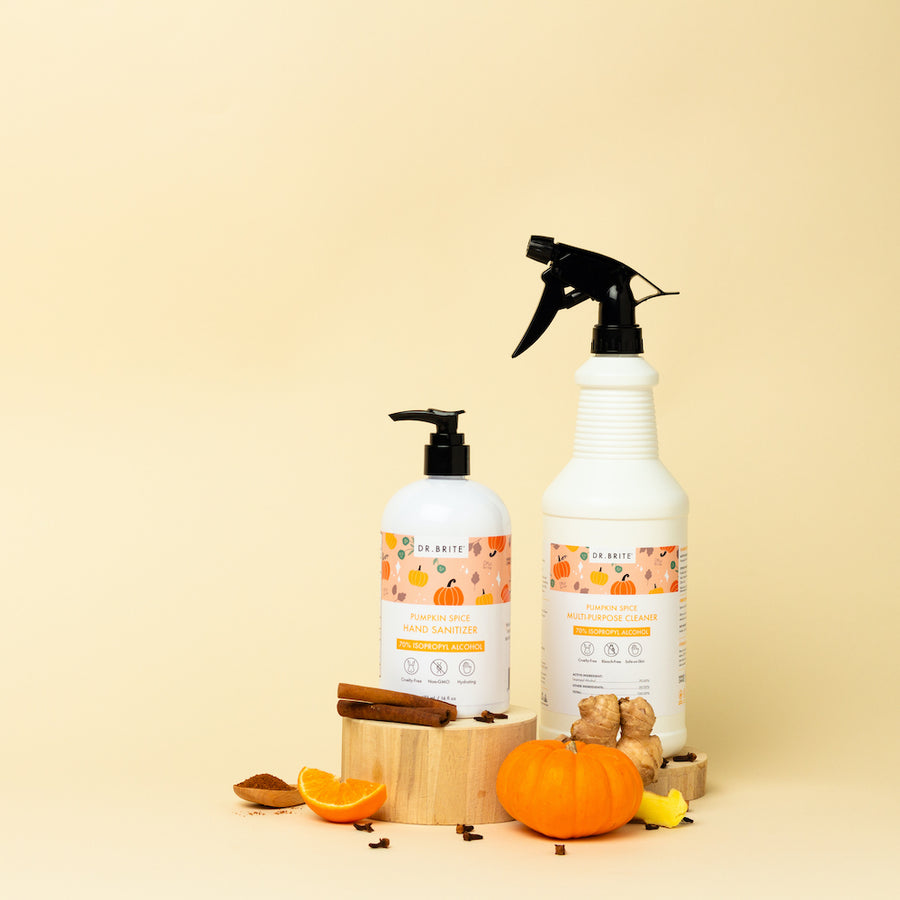 Pumpkin Spice Essential Bundle
