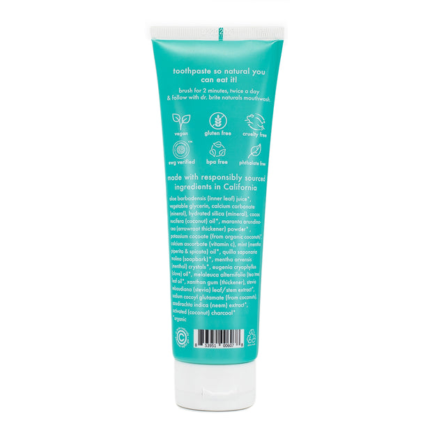 whitening toothpaste - mint