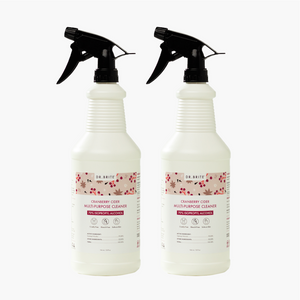2 PACK - 32oz Cranberry Cider Multi-Purpose Cleaner