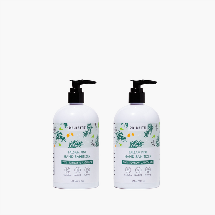 2 PACK - 16oz Balsam Pine Hand Sanitizer