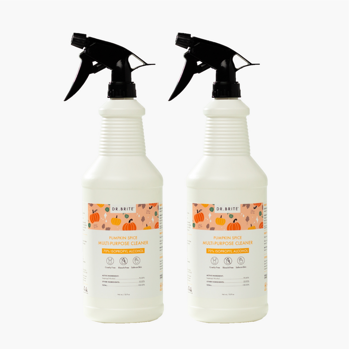 2 PACK - 32oz Pumpkin Spice Multi-Purpose Cleaner