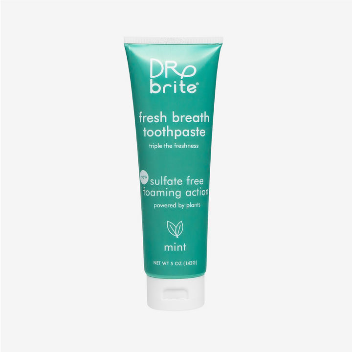 Fresh Breath Toothpaste - Mint