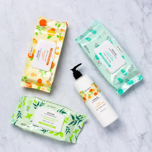 Variety Pack: Alcohol Wipes & Soap