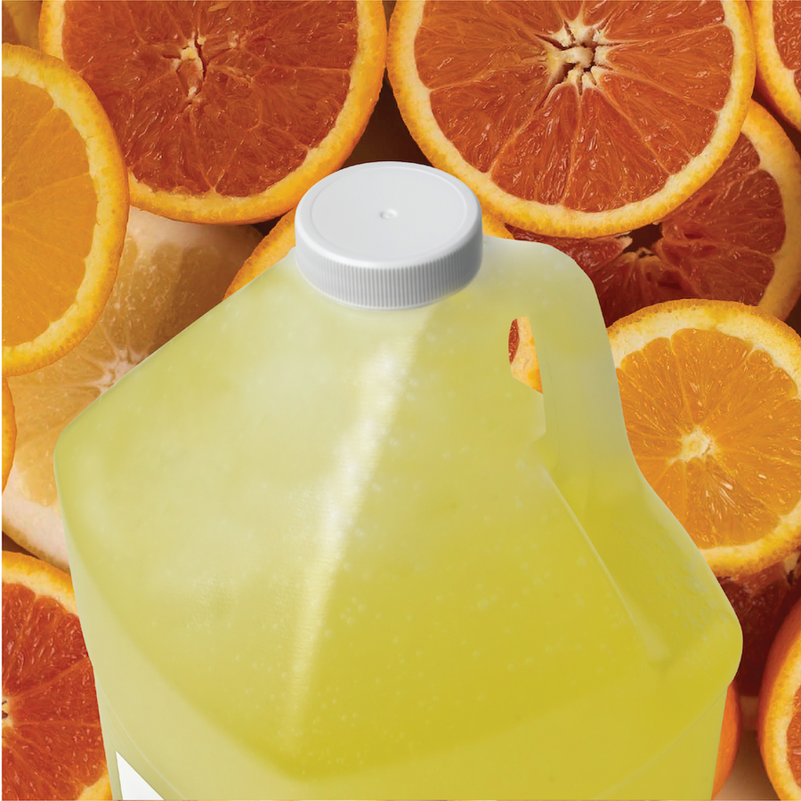 6 PACK - Citrus Gallon Hand Sanitizer