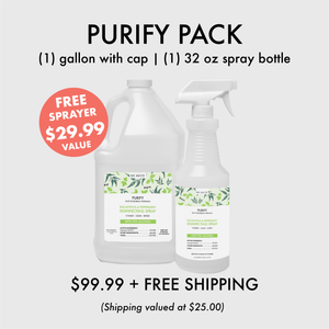 PURIFY - Disinfecting Spray