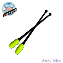 Load image into Gallery viewer, Black Yellow RG Clubs Masha by Pastorelli