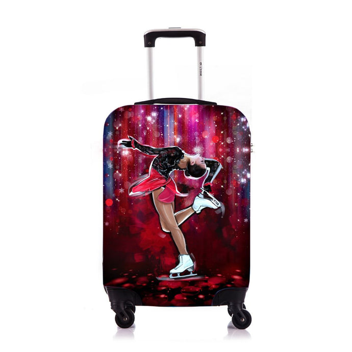 Luggage cover Figure Skating