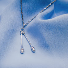 "Load image into Gallery viewer, Silver Pendants ""RG Clubs"""