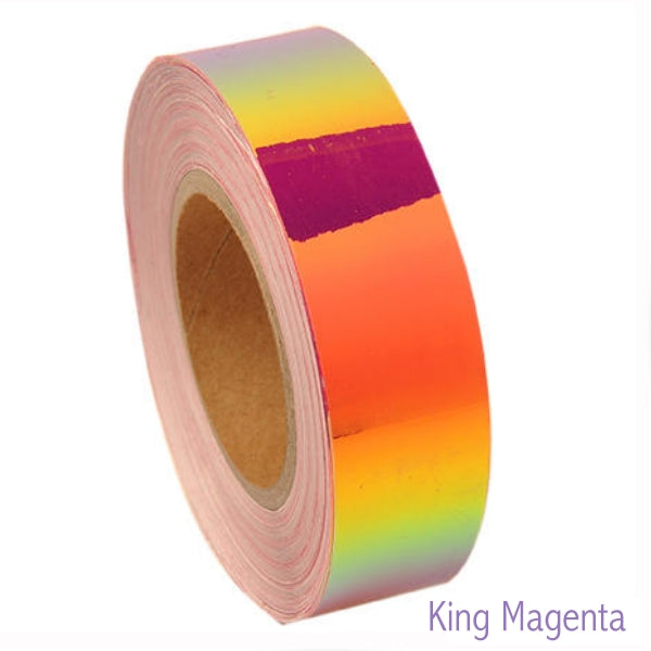 Adhesive Tape for RG hoops or clubs LASER