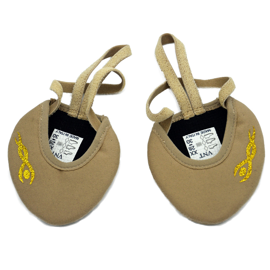 Half-shoes for gymnastics - Venturelli Comfort