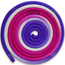 Load image into Gallery viewer, Multi-color Rhythmic Gymnastics Rope New Orleans