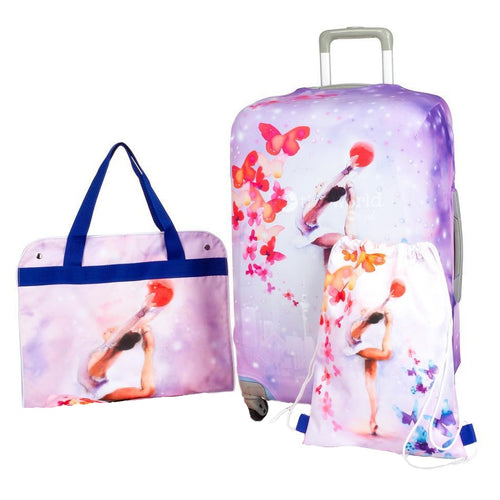 Travel Butterfly Gift Set