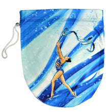 Load image into Gallery viewer, Cover for gymnastics ball - Blue