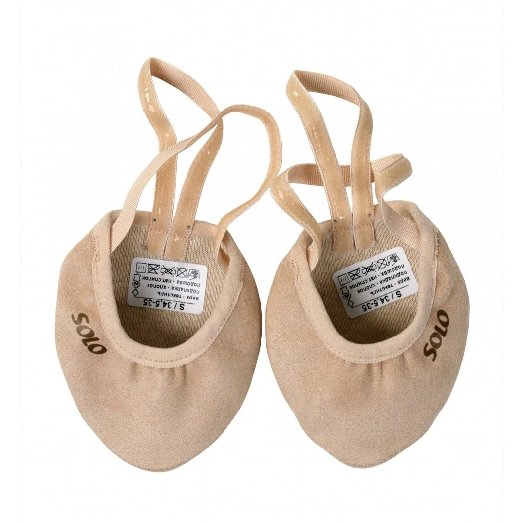 Half-shoes for gymnastics - Solo