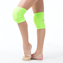 Load image into Gallery viewer, Padded knee pads for gymnastics