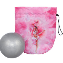 Load image into Gallery viewer, Cover for gymnastics ball - Pink 1