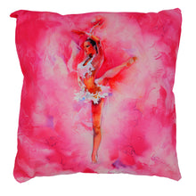 Load image into Gallery viewer, Decorative Gymnast Pillow