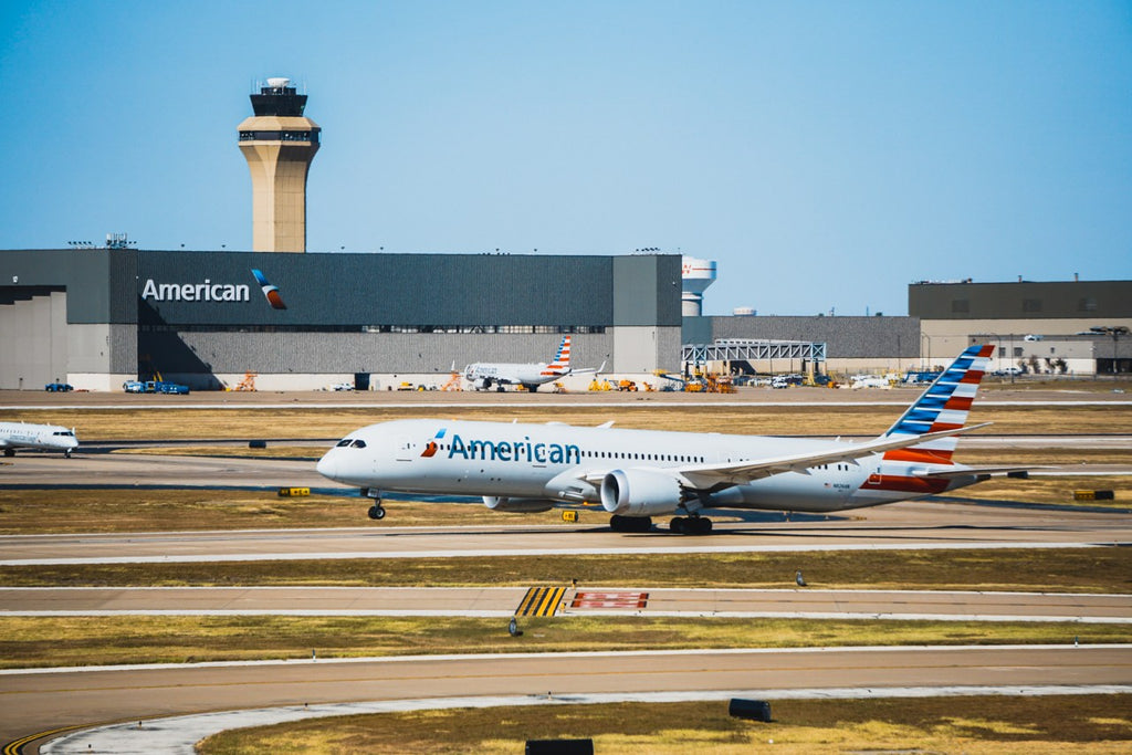 The 10 longest (and 10 shortest) American Airlines flights