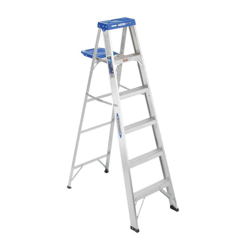 Great Concept 6 Foot Step Ladder Sixtack