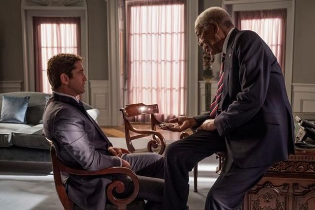 'Angel Has Fallen' leads - Entertainment News