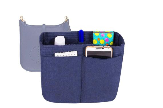 "For ""Evelyn PM 29"" Bag Insert Organizer, Purse Insert Organizer, Bag Shaper, Bag Liner - Worldwide Shipping 4-6 Days by SenamonBagOrganizer"