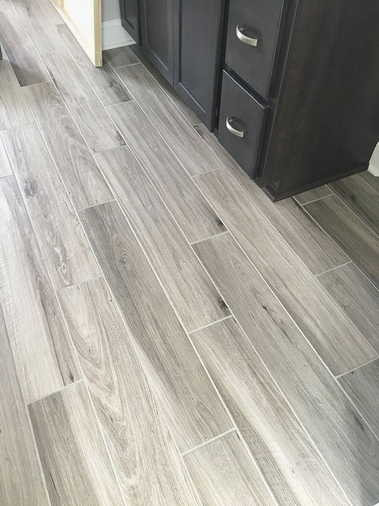 Winsome Grey Wood Tile
