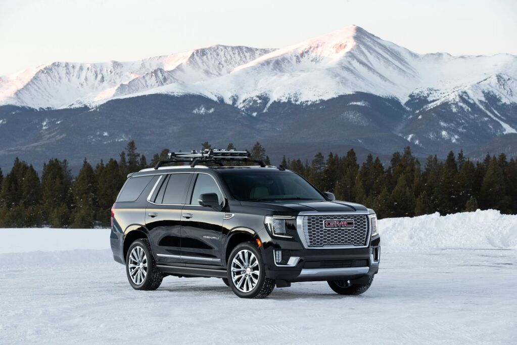Mountain Wheels: GMC's Yukon is bigger, better and even fuel efficient