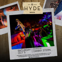Hyde Lounge with Danny Stern 10/5/19