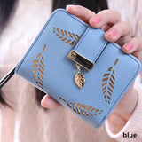 2017 Designer Famous Brand Luxury Women's Walle Purse Female Small walle perse Portomonee portfolio lady shor carteras