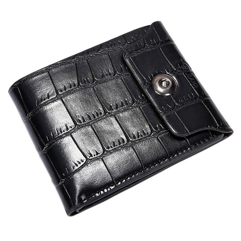 2017 Fashion Men Leather Wallets Clutch Pockets Walle ID Bifold Credi Card Holder Business Women Wallete carteras mujer