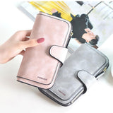 2018 Fashion Women's Purse Casual Long Women Wallet Japan Large Capacity Student Wallet Female