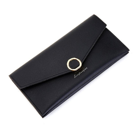 2018 New Brand Women Wallets Large Capacity Cute Card Holder Long Fashion Purses High Quality Coin