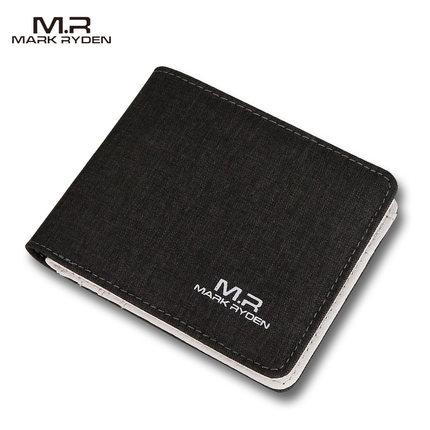 2019 Mark Ryden Men Male Wallet Fashion Casual Style Wallet Card Holders  Multi Pockets Purse for Men