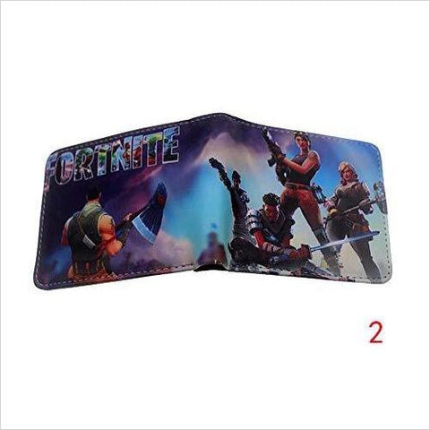 Fortnite Battle Royale BI-Fold Wallet With Coin Purse