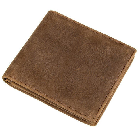 100% genuine leather walle men purses cowhide wallets vintage quality guarantee lether walle carteira masculina