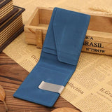 2017 portable leather wallet mens fashion designer men's wallets purse zipper casual male card holder coin purse pockets clutch
